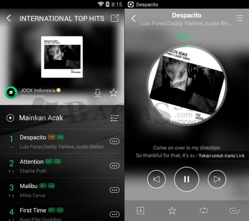 Joox vip v41 mod ghostsofts joox vip is here its the music streaming application for you music lovers millions of tracks to listen and also you can download the latest songs for stopboris Choice Image